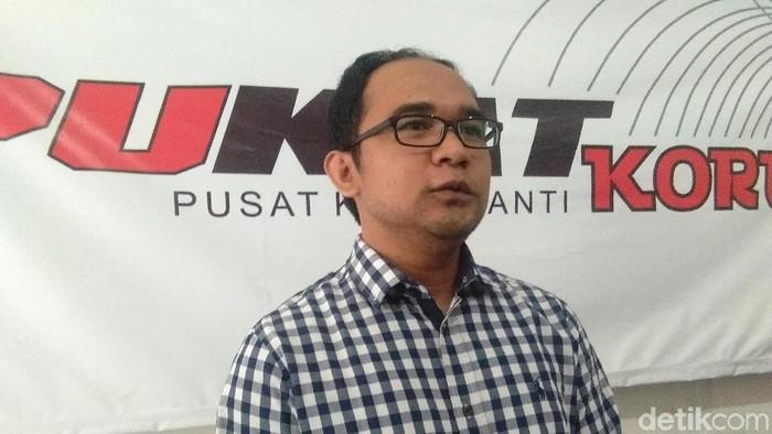 Akademisi Fakultas Hukum UGM, Oce Madril, Jumat (27/9/2019).