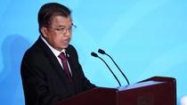 Jawab Mahathir, JK Pastikan RI Sudah Kerahkan Upaya Padamkan Karhutla