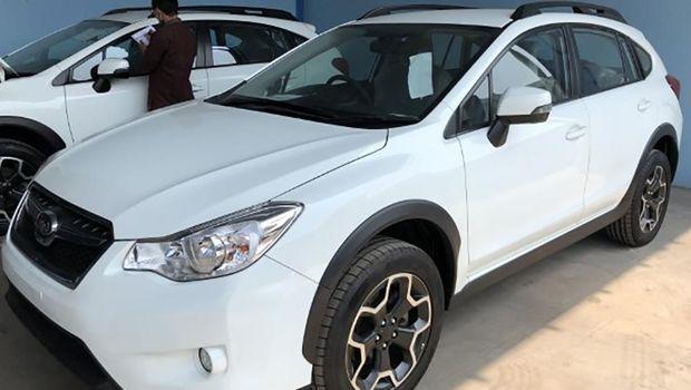Mobil Subaru yang dilelang pemerintah