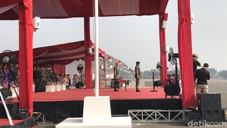Panglima TNI Resmikan dan Lantik 3 Kogabwilhan