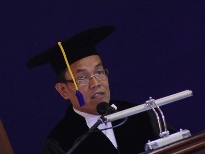 Foto: Prof M Fauzan (dok.detikcom)