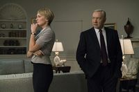 Serial House of Cards. Dok. Netflix