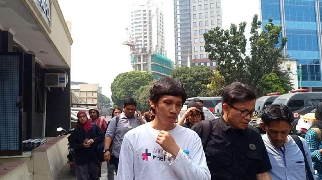 Polisi Somasi Ananda Badudu soal Pemeriksaan Tak Etis Mahasiswa