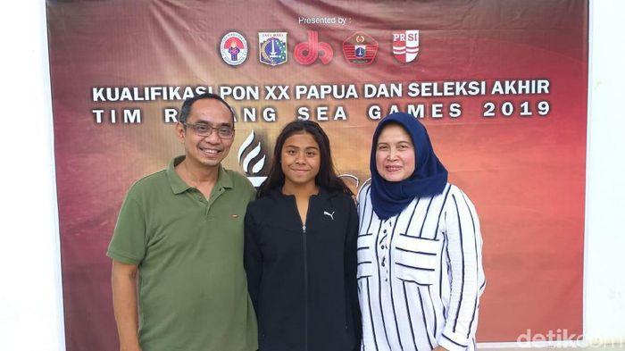 Azzahra Permatahani (Mercy Raya/detikSport)