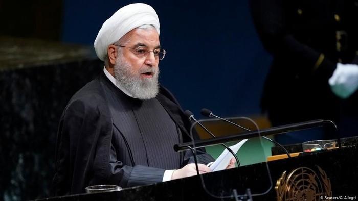 Presiden Iran Kepada Arab Saudi: