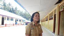 Kisah Guru SD Negeri Miangas Rela Tunggu 2 Minggu untuk Ambil Gaji