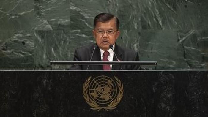 Wapres Jusuf Kalla/Foto: Dok. UN Photo