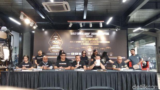 Komunitas Harley-Davidson HOG