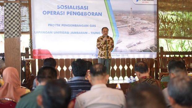 Capai 34%, Proyek Rp 51 T Ini Siap Atasi Defisit Gas di Jawa