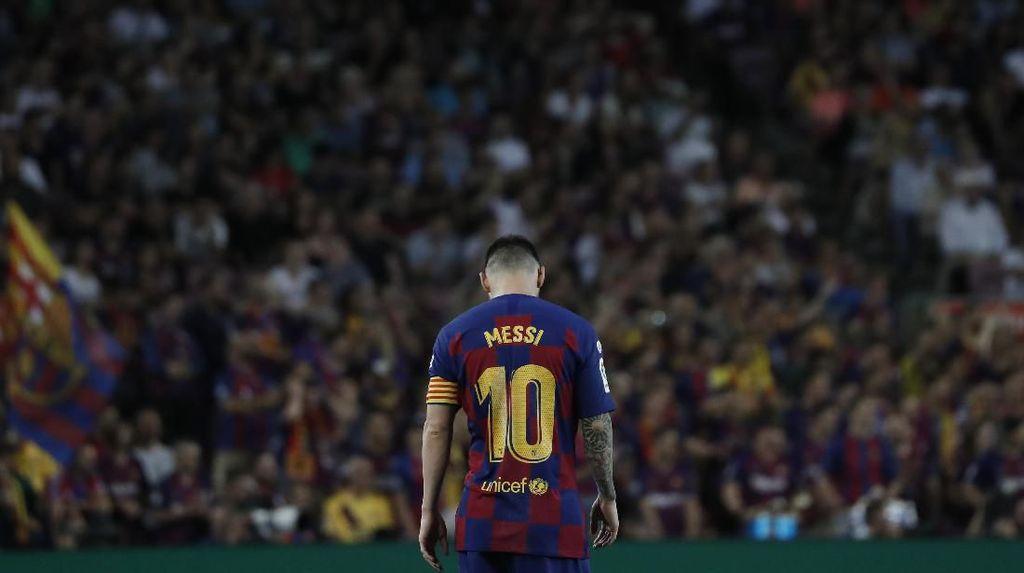 Lionel Messi dan Kisah Pemberontakan di Barcelona 1988