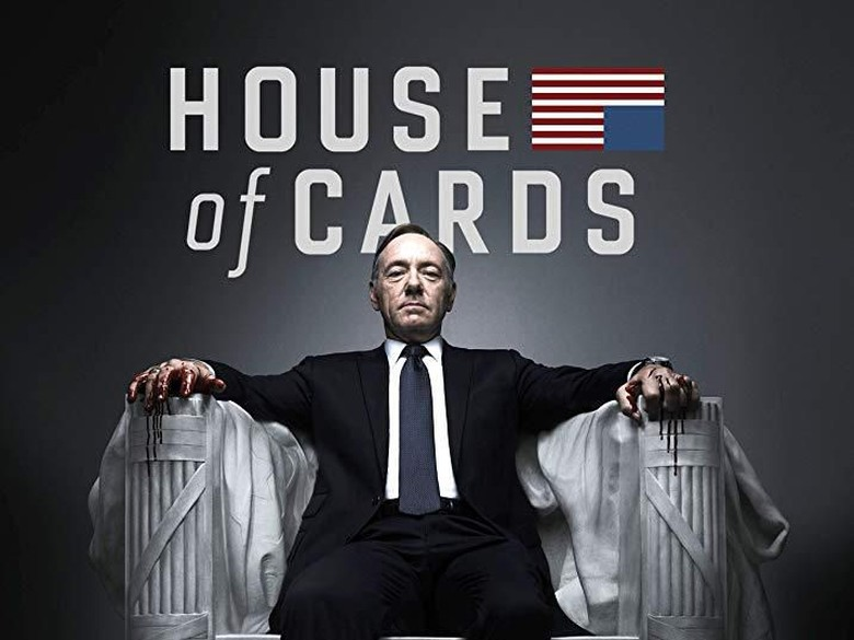 Serial House of Cards. Foto: Dok. Netflix