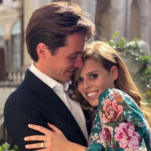 Putri Beatrice Menikah Diam-diam saat Pandemi Virus Corona