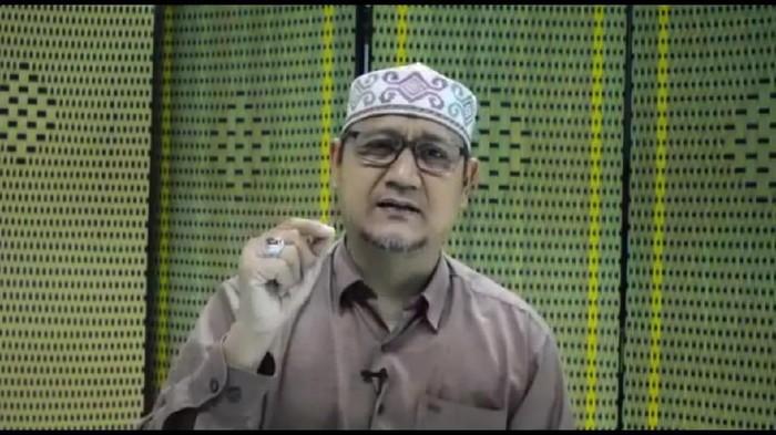 Screenshot Video Ustaz Edy Mulyadi