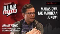 Blak-blakan Amnesty: Mahasiswa Tak Jatuhkan Jokowi
