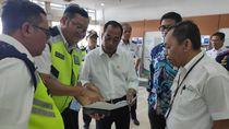 Menhub Cek Bandara Belitung Hingga Kereta Makassar, Ini Progresnya