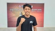 Farrel Armandio Tangkas Pecah Rekornas 200 Meter Gaya Punggung Putra