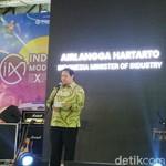 Menperin Buka Pameran IMX 2019