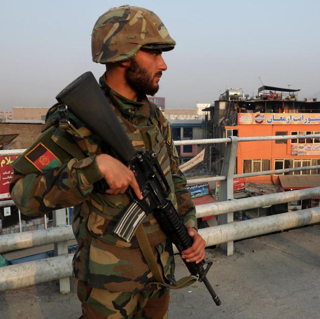 Serangan Bom Bunuh Diri Guncang Kabul, 7 Warga Sipil Tewas