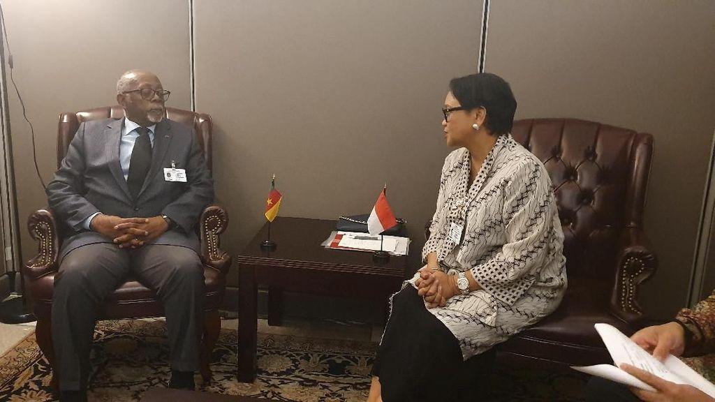 Langkah Nyata Tekad Indonesia Memperkuat Misi Diplomasi di Afrika