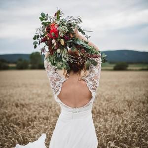 Bunga Termahal untuk Pernikahan Rp 150 Ribu Setangkai, Bikin Pengantin Nangis