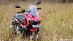 Honda ADV 150 Jadi Motor Terbaik Versi Wartawan Otomotif