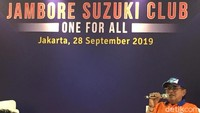 Presiden Komisaris PT Indomobil Sukses International Tbk Soebronto Laras sendiri yang mengukuhkan Suzuki Carry Club Indonesia menjadi klub asuhan Suzuki.