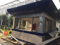Dampak Kericuhan di Medan, Kaca Gedung DPRD Pecah-Pagar Jebol