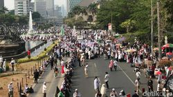 Lampu Hijau Pemprov Jakarta untuk Reuni 212