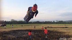 Kemeriahan Festival Layang Lakbok Art & Culture di Ciamis