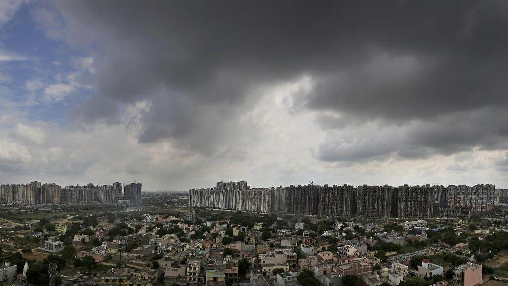 Banjir Akibat Hujan Nonstop Terjang India, 44 Orang Tewas dan Ribuan Mengungsi