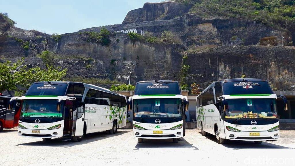 Butuh Biaya Berapa untuk Beli Satu Unit Bus Standar?