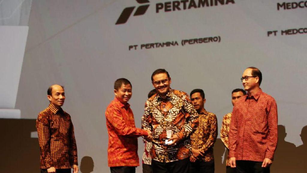 Pertamina Group Raih Sembilan Penghargaan Subroto 2019