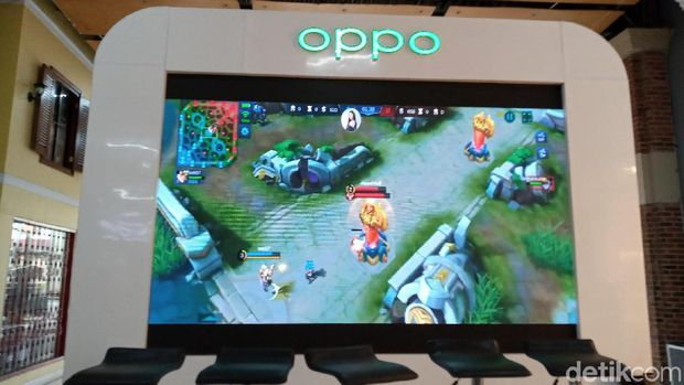 Antusiasme Bandung Sambut OPPO A9 2020