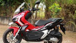 Sabar, Inden Honda ADV 150 Sampai 2 Bulan