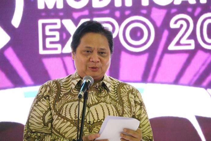 Menperin Buka Pameran Modifikasi IMX 2019
