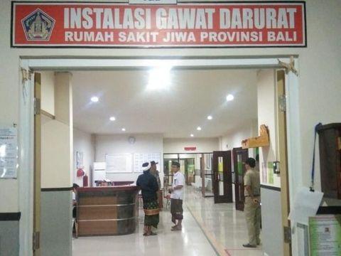 Telanjang di Hotel Ubud Bali, Turis Aussie Dibawa ke RSJ Bangli
