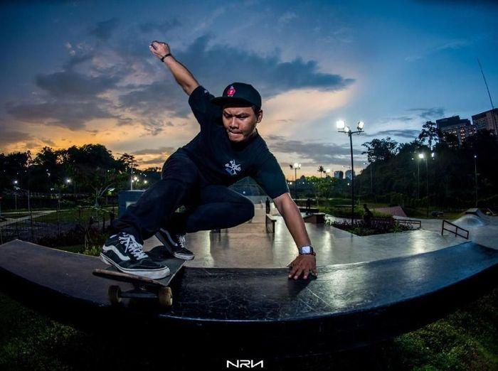 Foto: ist (Senayan Skateboarders)
