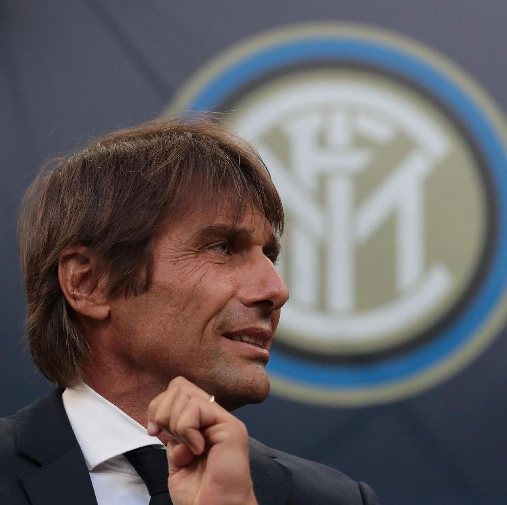 Sebelum ke Inter, Conte Sempat Tolak Roma