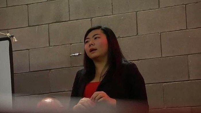 Veronica Koman (Foto: ABC Australia)