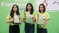 Fastron Eco Green, Oli Khusus LCGC dari Pertamina