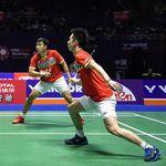Kevin/Marcus Juara, Indonesia Bawa 2 Gelar dari French Open 2019