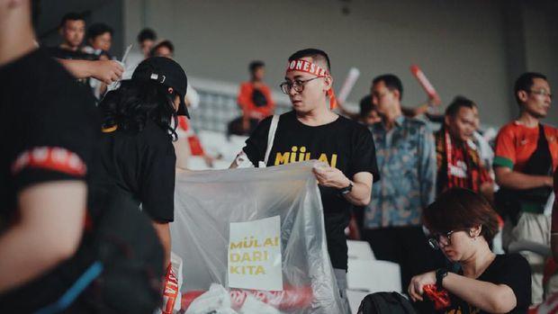 Komunitas Mulai Dari Kita: Menjaga Kebersihan, Menjaga GBK