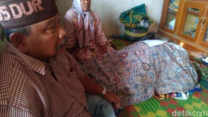 Satia Putra, bocah obesitas asal Karawang meninggal dunia. (Foto: Luthfiana Awaluddin)