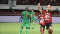 Dikaitkan dengan Buriram United, Ilija Spasojevic Setia ke Bali United