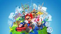 Cuma Sehari! Pengunduh Mario Kart Tour Tembus 20 Juta