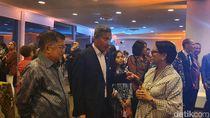 Resepsi Diplomatik di PBB, Indonesia Galang Dukungan Jadi Anggota Dewan HAM