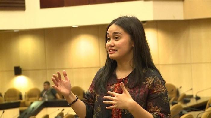 Farah Putri Nahlia, politisi milenial dari PAN
