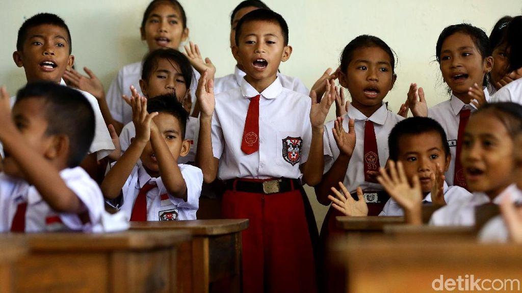 Intip Tradisi Ultah Anak-anak di Pulau Miangas