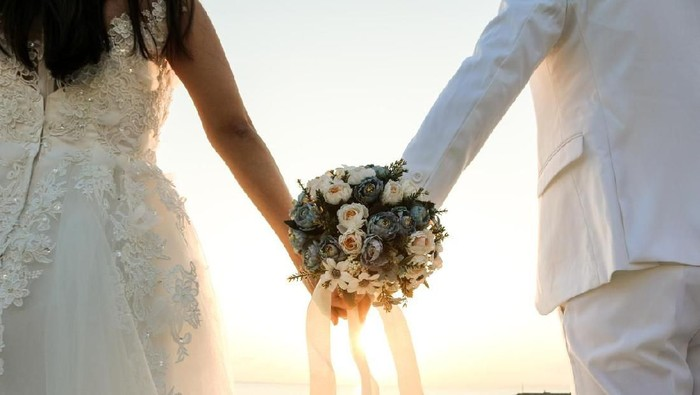 Ilustrasi pengantin baru. (Foto: iStock)