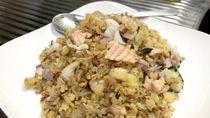 Mau Sarapan yang Beda? Bikin Nasi Goreng Sushi dengan 4 Cara Ini